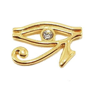 Olho de Hórus Dourado
