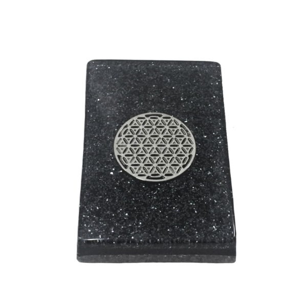 Orgonite Personalizado para Celular ou Uso Pessoal 9,5cm