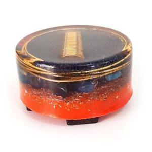 Orgonite Personalizado Redondo 6cm