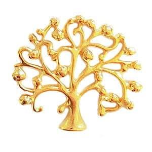 Árvore da Vida Dourado