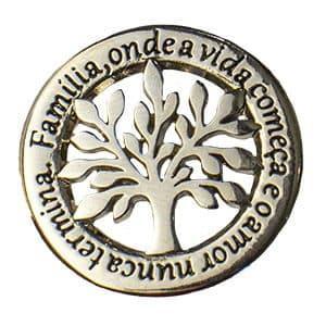Árvore da Vida/Família Prata