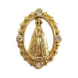 Nossa Senhora Aparecida Dourado