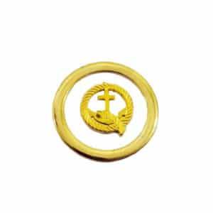 Âncora/Cruz Dourado