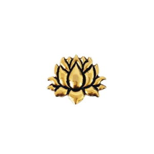 Flor de Lotus Dourado
