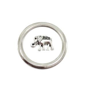 Elefante Prata