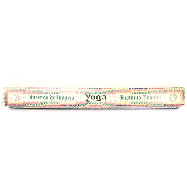 Incenso de Limpeza Yoga