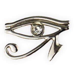 Olho de Hórus Prata