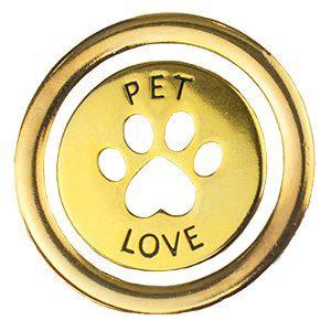 Pet Love Dourado