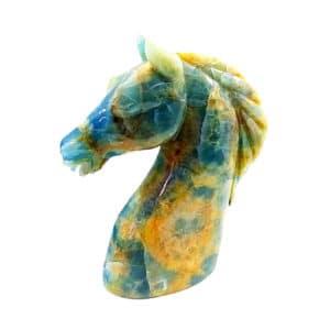 Cavalo Ônix Azul Oceanita 1.985kg