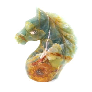 Cavalo Ônix Azul Oceanita 1.312kg