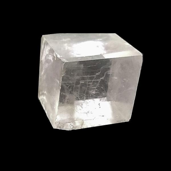 Cristal de Calcita Ótica