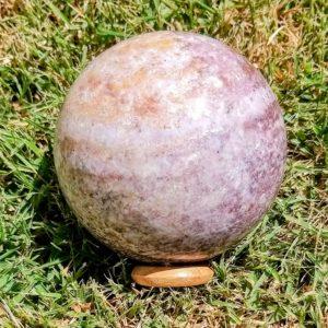 Esfera Ônix Sardônia