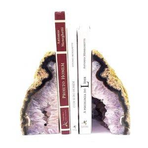 Porta Livro De Ágata 3.120kg