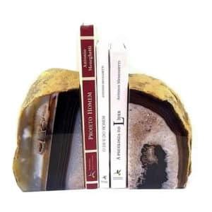 Porta Livro De Ágata 5.015kg