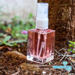 Spray com frequências para elevar a vibração do ambiente