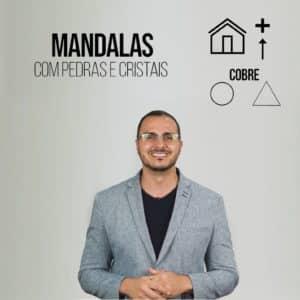 Curso de Mandalas com Pedras e Cristais