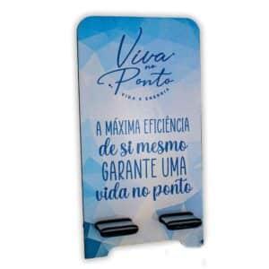 Porta Celular com Orgonite - Proteção contra Radiação Eletromagnética