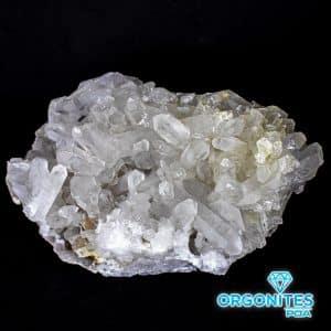 Drusa de Cristal de Quartzo