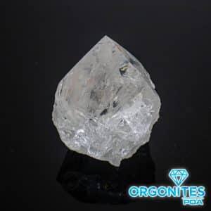 Ponta de Gerador Pé e Bico de Cristal de Quartzo