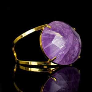 Bracelete de Ametista