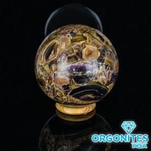 Esfera de Fluorita