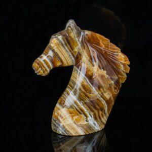 Cavalo Ônix Sardônia