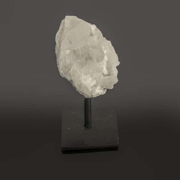 Drusa de Cristal de Quartzo com Base